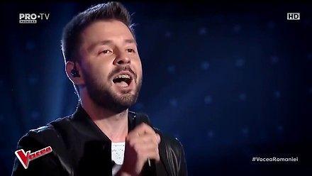"""Najlepsze przesłuchanie w ciemno w rumuńskim """"The Voice""""?"""