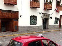 W Cuzco komunikacja nie jest dyskryminująca
