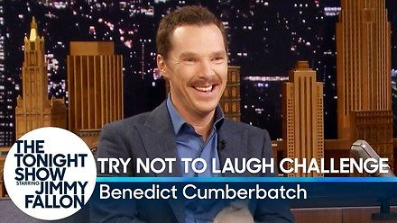 Try Not to Laugh Challenge z Benedictem Cumberbatchem