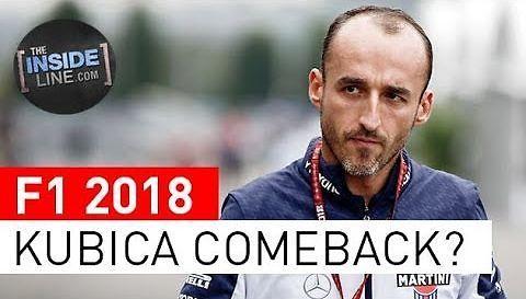 Robert Kubica bliski powrotu do ścigania się w F1