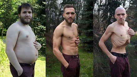 Eksperyment życia Fit Fat Fit, czyli wielka metamorfoza