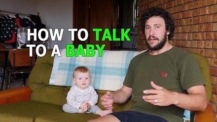 Jak mówić do dziecka?