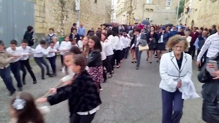 Religijny zaprzęg, czyli dzień sportu w katolickiej szkole