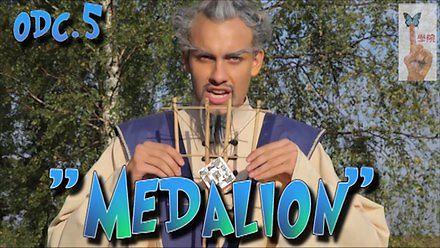"""Mistrz Motyl - """"Medalion"""", czyli wideo z archiwum Darwina"""