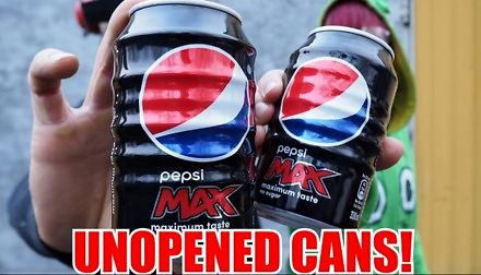 Karbowane puszki z Pepsi? Finowie pokazali jak je zrobić