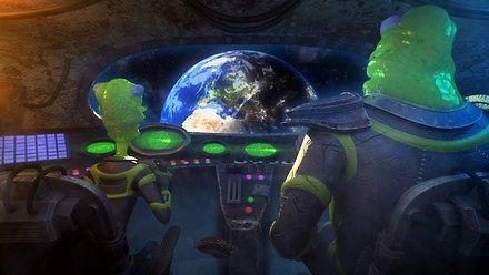 Opowieść o inwazji kosmitów na planetę zdumiewająco podobną do Ziemi