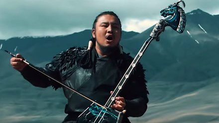 The HU - Yuve Yuve Yu, czyli rock z Mongolii