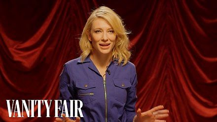 Ukryty talent Cate Blanchett