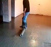 Automat do równania betonu
