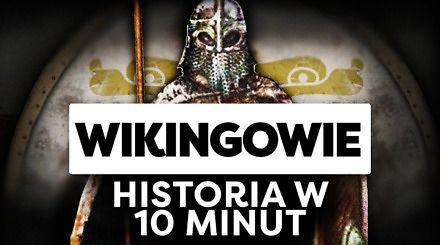 Czy Mieszko I był wikingiem? Wikingowie - historia w 10 minut