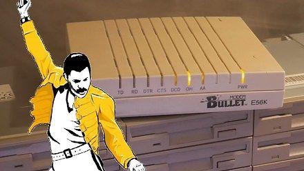 Bohemian Rhapsody w wykonianiu sprzętu komputerowego