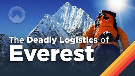 Mordercza logistyka Everestu - bogaci wchodzą, Szerpowie umierają