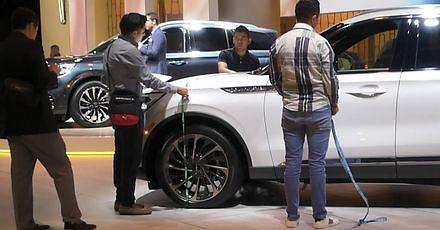 Jak powstają chińskie samochody?