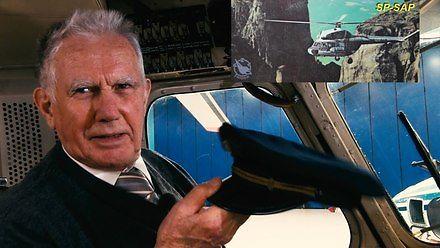 Czesław Dyzma - nieznany Polak, który wystąpił w filmie James Bond - For your eyes only