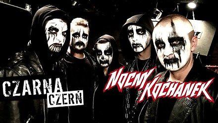 Nocny Kochanek - Czarna Czerń (Oficjalny Teledysk)