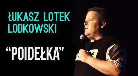 """Łukasz """"Lotek"""" Lodkowski - Poidełka"""