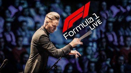 Motyw muzyczny z F1 zagrany przez orkiestrę