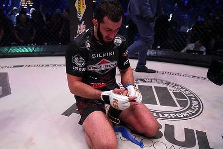 Mamed Khalidov odkłada rękawice i kończy karierę w MMA
