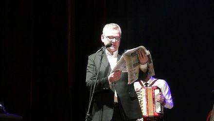 Andrus dorwał lubańskie gazety