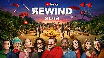 YouTube Rewind 2018: Przegląd muzyki i filmów