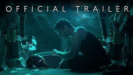 Avengers Endgame - oficjalny zwiastun najważniejszego filmu MCU