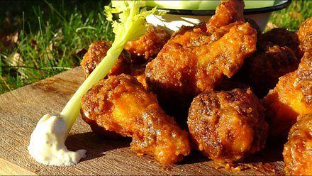 Buffalo Wings - Kuchnia Kwasiora