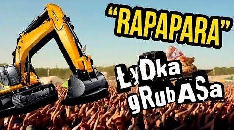 Łydka Grubasa - Rapapara (Oficjalny Teledysk)