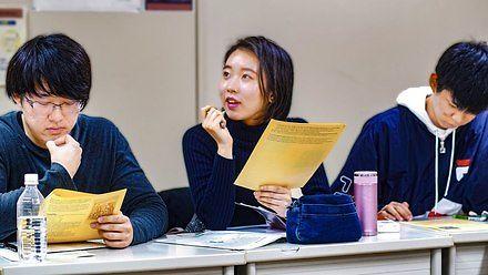 Japończycy mówią po polsku, czyli normalny dzień w Tokijskim Uniwersytecie