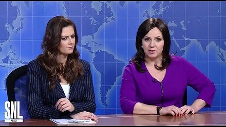 Weekend Update: Danuta Holecka - SNL Polska