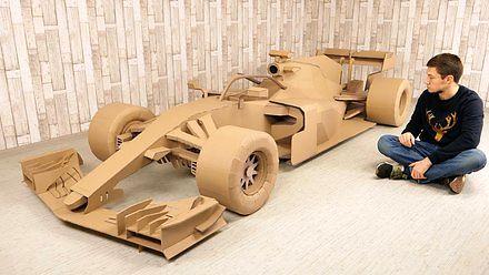 Każdy może zostać posiadaczem własnego bolidu F1