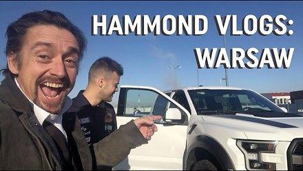 Richard Hammond w Polsce