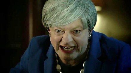Brexit, Gollum i premier May