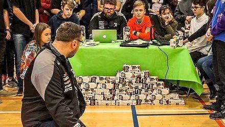 Uczniowie przetestowali popularną w Polsce loterię || Bez Kanału