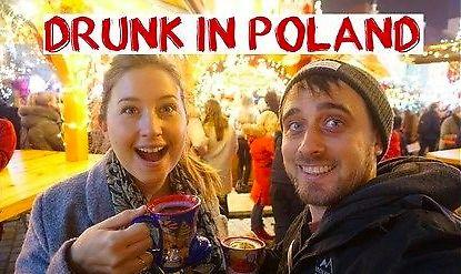 Polski jarmark bożonarodzeniowy oczami pary turystów