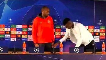 Trener Henry trzyma dyscyplinę