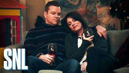 Najlepsze święta w wykonaniu Matta Damona