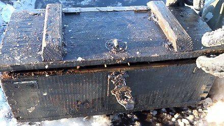 Skarby z przerębla wyłowione na dnie rosyjskiego jeziora