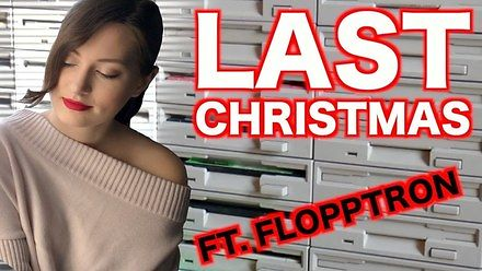 Last Christmas na dwa głosy z Flopptronem