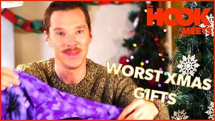 Dostałeś gówniany prezent? Lekcja aktorstwa z Benedictem Cumberbatchem