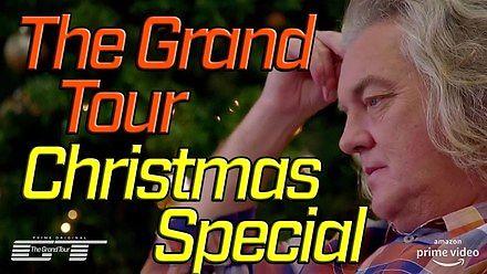 The Grand Tour - specjalny odcinek świąteczny