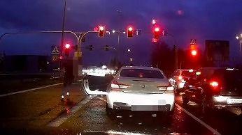 Skoczny dzban w BMW