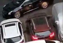 Ktoś zastawił cię na parkingu?