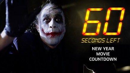60 SECONDS LEFT - filmowe odliczanie do Nowego Roku