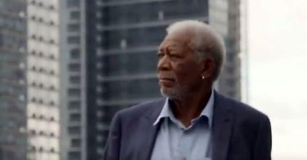 Morgan Freeman podsumował rok 2018