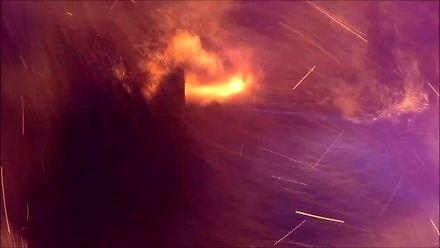 Jak wygląda wybuch metanu w kopalni?