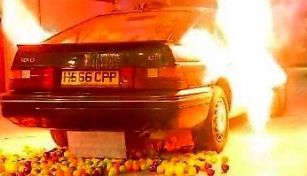Budżetowe auto Jamesa Bonda