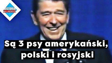 Kawały Reagana. Kompilacja dowcipów o ZSRR