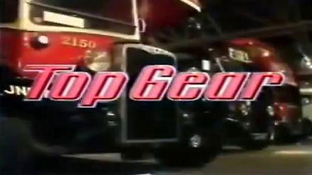 Jak zmieniała się czołówka Top Gear na przestrzeni lat?