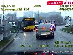 Kielecka drogówka eskortowała samochód z rodzącą kobietą
