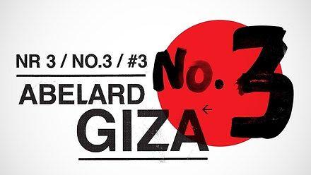 Abelard Giza - Numer 3 (całe nagranie)